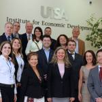 UTSA Hosts Delegations for Brazil's Micro and Small Business Support Service
