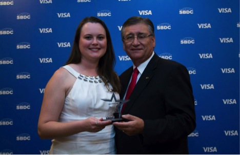 2014 SWTX Border SBDC State Star: Lisa Barr