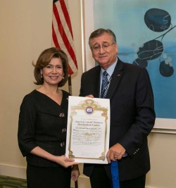 Celebrating our Commitment to the Texas Economy – Small Business Development Centers recognized for 35 years of service