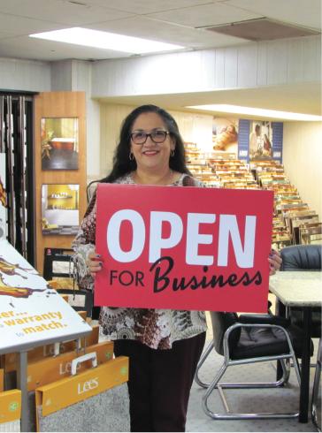 Flourishing Floor Business in Victoria