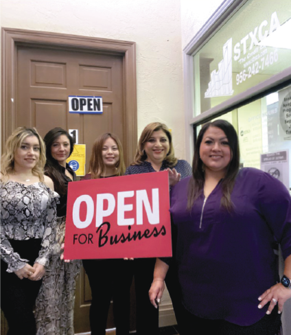 Advising Success Continues Virtually in Laredo