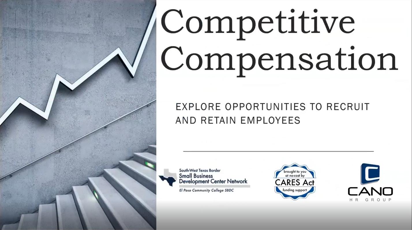 HR Competitive Compensation 060221
