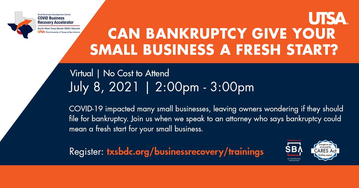 Training-BankruptcyFreshStart-Banner-7.08.21